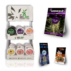 Kit 24pcs Cannabis BASE