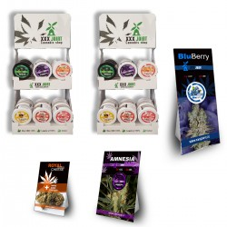 Kit 75pcs Cannabis MEDIUM PRO