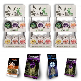 Kit 96pcs Cannabis PLUS PRO