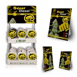 Kit All Sour Diesel® 19pcs + 3 Omaggio