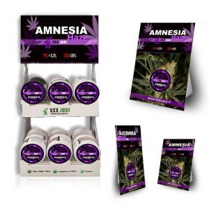Kit All Amnesia Haze® 19pcs + 3 Omaggio