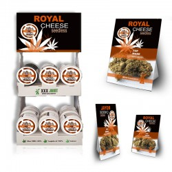 Kit All Royal Cheese® 19pcs + 3 Omaggio